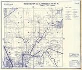 Township 15 N., Range 2 W., Bucoda, Skook, Lewis County 1960c